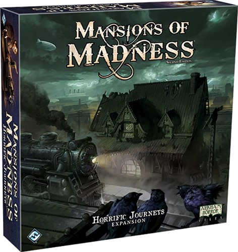 Mansions of Madness 2nd - Horrific Journeys
