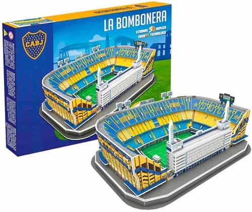 Boca Juniors - La Bombonera 3D Puzzel (74 stukjes)