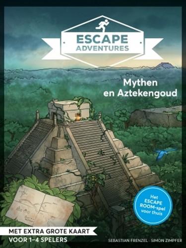 Escape Adventures - Mythen en Aztekengoud