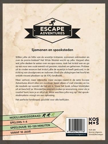 Escape Adventures - Sjamanen en Spookstadjes-2