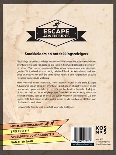 Escape Adventures - Smokkelaars en Ontdekkingsreizigers-2