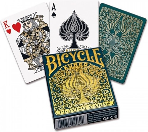 Bicycle Pokerkaarten - Aureo Premium