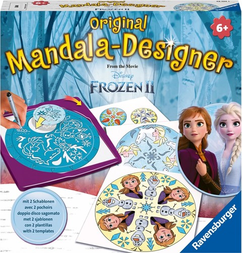 Frozen 2 - Mandala-Designer Midi
