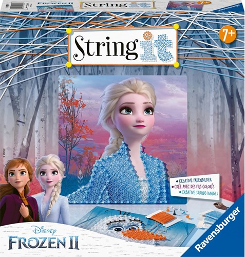 Frozen 2 - String It Midi