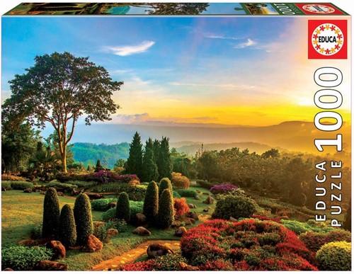 Beautiful Garden Puzzel (1000 stukjes)