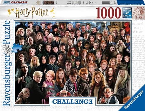 Harry Potter Puzzel (1000 stukjes)