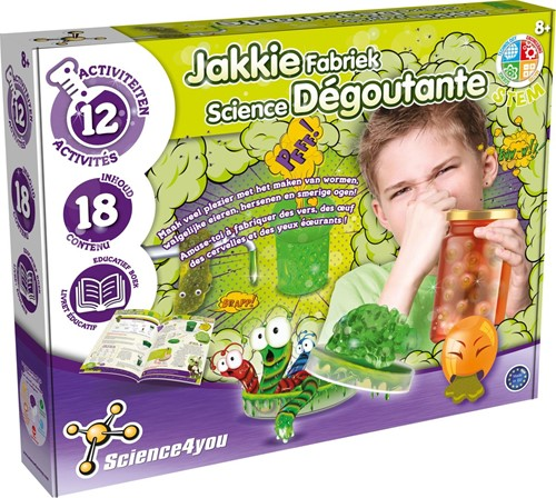 Science4You - Jakkie Fabriek