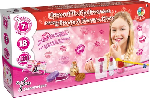 Science4You - Lipstick & Lip Gloss Fabriek Superset