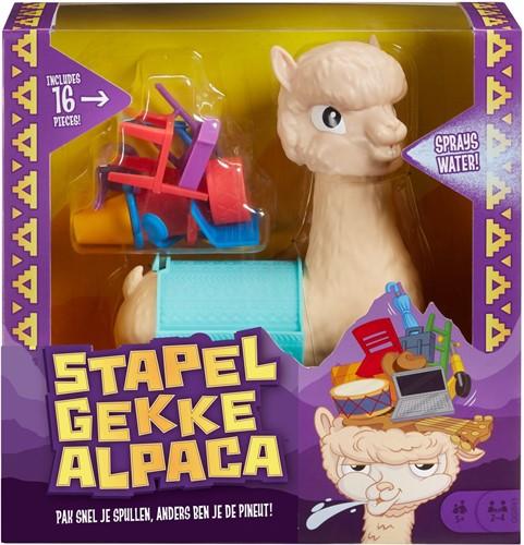 Stapelgekke Alpaca