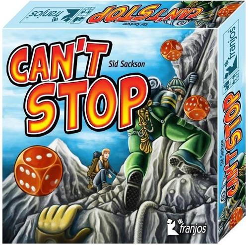 Can't Stop - Bordspel