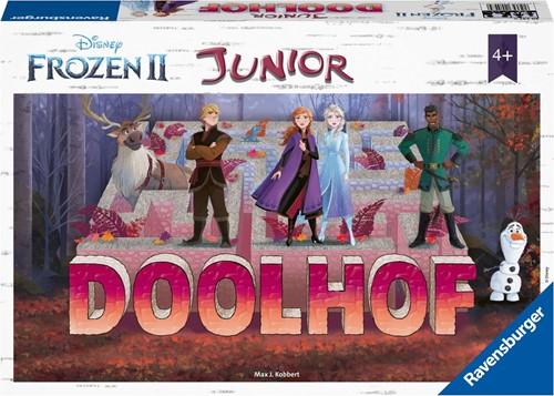 Frozen 2 - Junior Doolhof