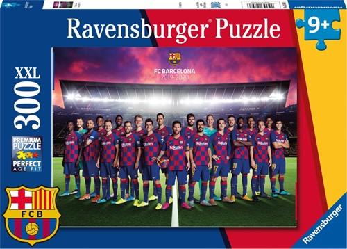 FC Barcelona Puzzel (300 XXL stukjes)
