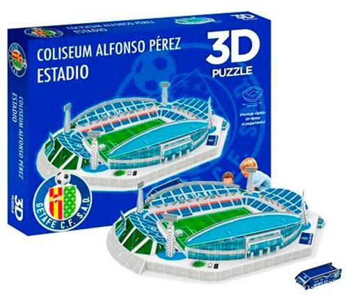 Getafe - Coliseum Alfonso Perez 3D Puzzel (98 stukjes)