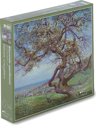 Bloeiende Appelboom - Patrick Creyghton Puzzel (1000 stukjes)