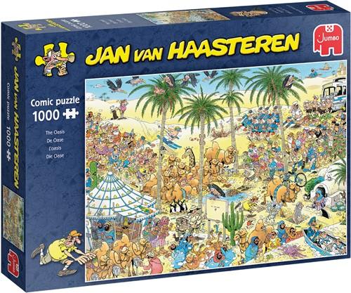 Jan van Haasteren - The Oasis Puzzel (1000 stukjes)