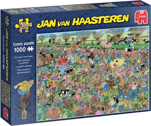 Jan van Haasteren - Oud Hollandse Ambachten Puzzel (1000 stukjes)