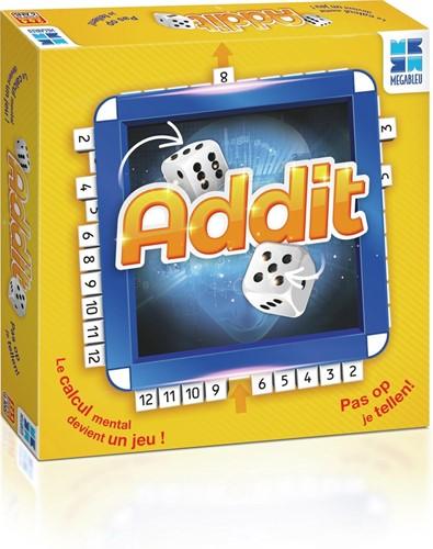 Addit - Dobbelspel
