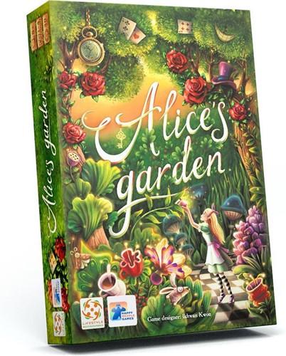 Alice's Garden (doos beschadigd)