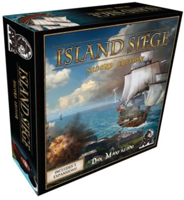 Island Siege - Second Edition