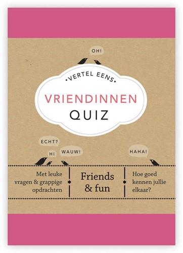 Elma van Vliet - Vriendinnen Quiz