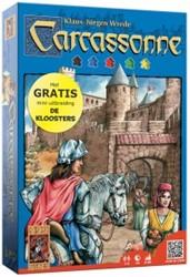 Carcassonne + Klooster Uitbreiding