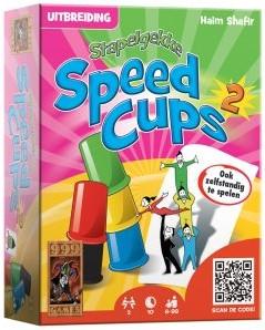 999 Games actiespel Stapelgekke Speed Cups 2