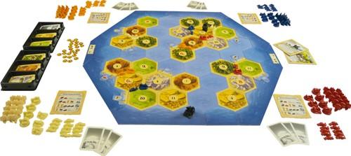 De Kolonisten van Catan: De Zeevaarders-2