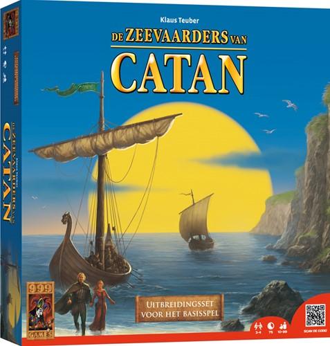 De Kolonisten van Catan: De Zeevaarders-1