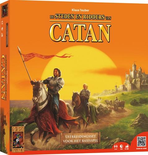 De Kolonisten van Catan: Steden en Ridders-1