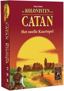 De Kolonisten van Catan: Het snelle kaartspel-1