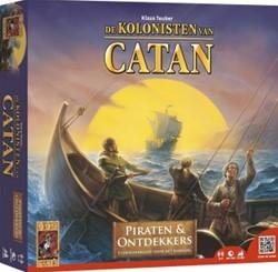 De Kolonisten van Catan: Piraten en Ontdekkers