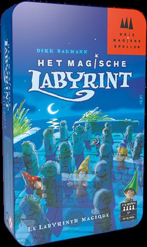 Het Magische Labyrint (Tin)-1