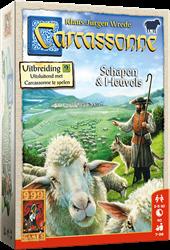 Carcassonne - Schapen & Heuvels