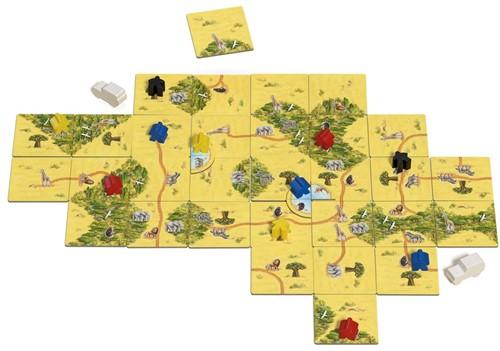 Carcassonne Safari-2