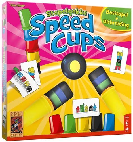 Stapelgekke Speed Cups - 6 Spelers