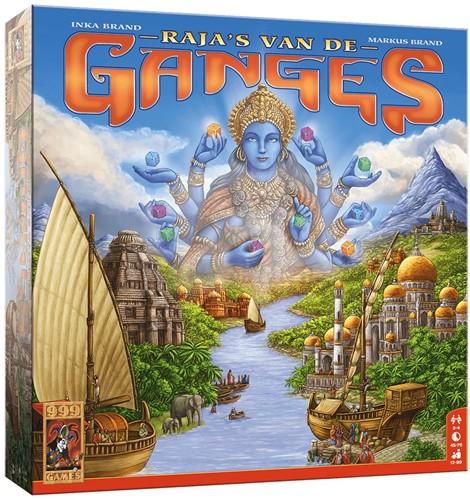 Raja's van de Ganges - Bordspel