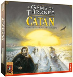 Catan - A Game of Thrones Bordspel (NL versie)