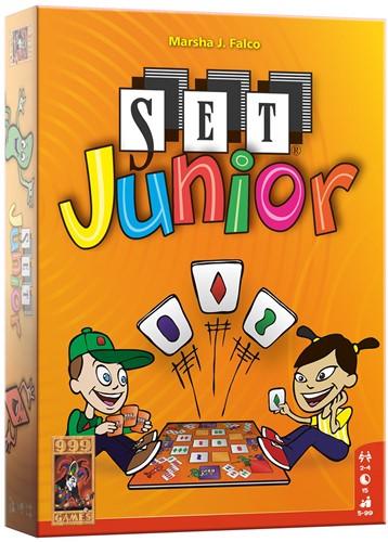 SET Junior - Kaartspel (demo spel)
