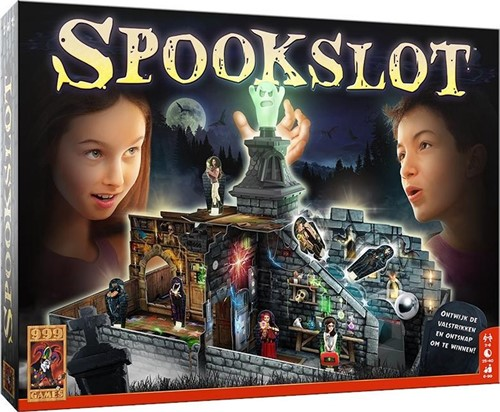 Spookslot - Bordspel