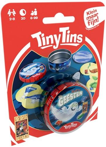 Tiny Tins: Vlotte Geesten - Dobbelspel
