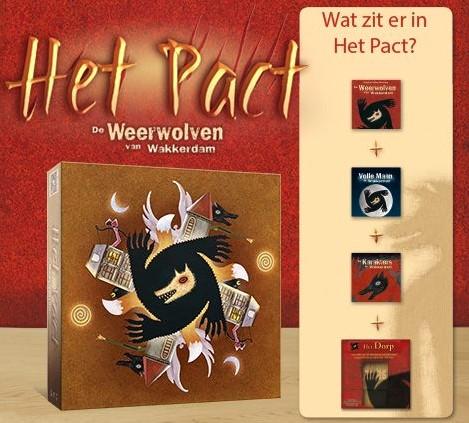 De Weerwolven van Wakkerdam: Het Pact-3