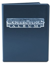 9-Pocket Portfolio - Collectors Album Blauw