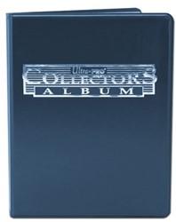 9-Pocket Portfolio Collectors Blue