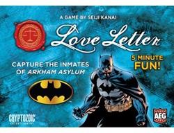Love Letter - Batman (Boxed Edition)