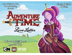 Love Letter - Adventure Time (Clamshell Edtion)