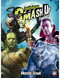 Smash Up Expansion 4 Monster Smash