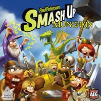 Smash Up Munchkin-1
