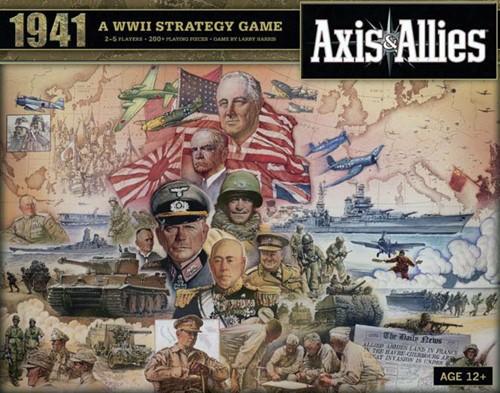 Axis & Allies 1941-1