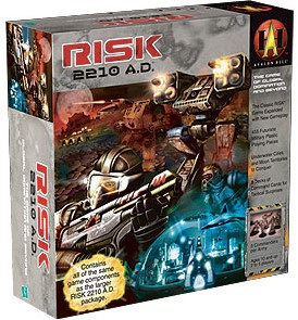 Risk 2210 AD (Engels)