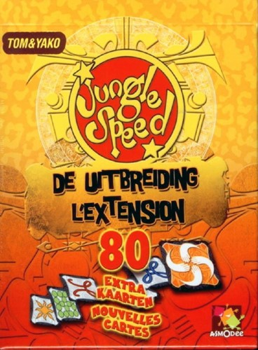Jungle Speed - De Uitbreiding